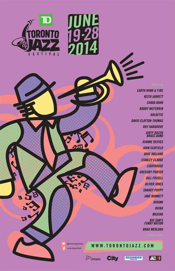 a td jazz