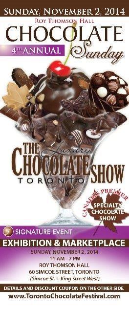 TorontoCholocateShow