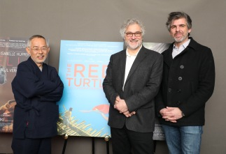 Michael Dudok de Wit 2 The Red Turtle