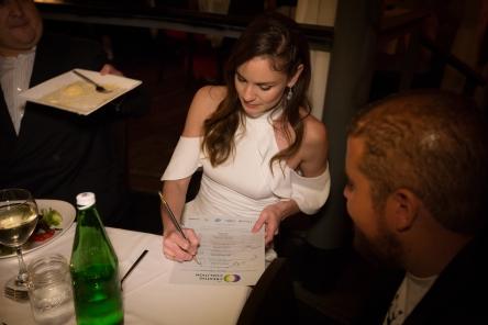 Sarah wayne Callies signing