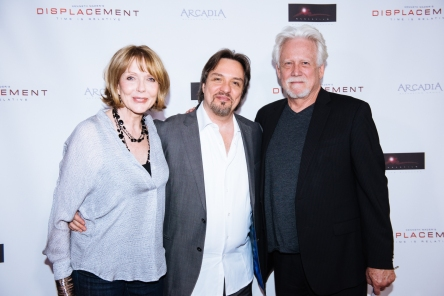 Susan Blakely, Kenneth Mader and Bruce Davison