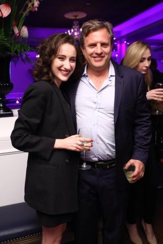 Eden Epstein and Michael Mailer