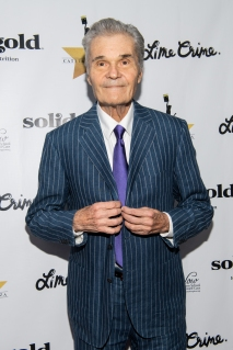 HOLLYWOOD, CA - APRIL 21: Actor Fred Willard attends 'CATstravaganza featuring Hamilton's Cats' on April 21, 2018 in Hollywood, California. (Photo by Emma McIntyre/Getty Images for Kitty Bungalow) *** Local Caption *** Fred Willard