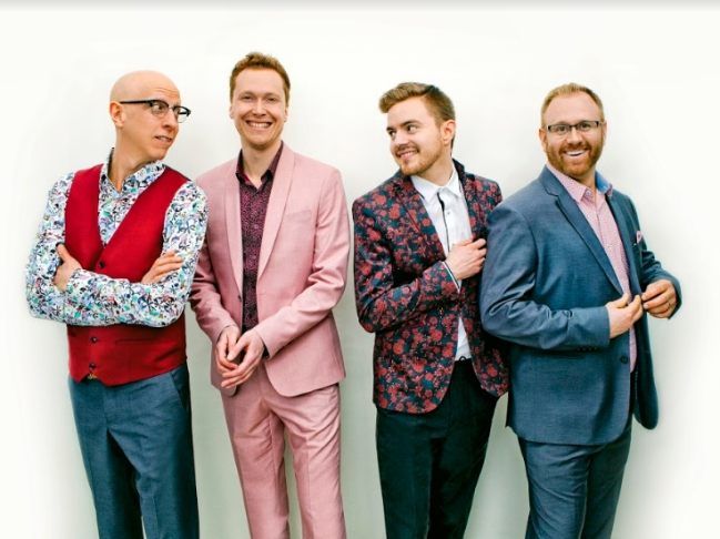 Come Home with Canada's leading vocal group Cadence: Hear songs by