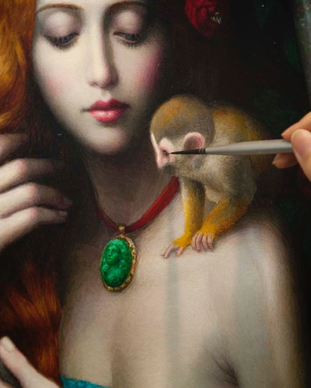 Chie Yoshii work-in-progress (1)