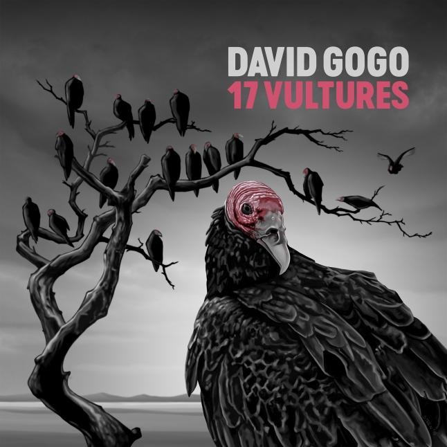 David Gogo - 17 Vultures Cover 3000x3000