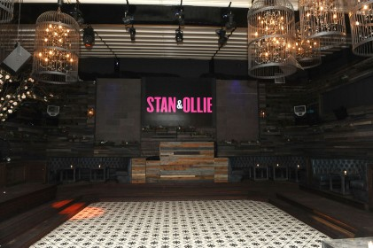 """-Hollywood, CA - 11/14/2018 SONY Picture Classics Presents """"Stan & Ollie"""" Special Screening After-party hosted By Guillotine Vodka -PICTURED: Atmosphere -PHOTO by: Michael Simon/startraksphoto.com -MS_46270 Startraks Photo New York, NY For licensing please call 212-414-9464 or email sales@startraksphoto.com"""
