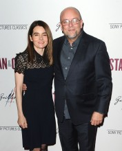 """-Hollywood, CA - 11/14/2018 SONY Picture Classics Presents """"Stan & Ollie"""" Special Screening After-party hosted By Guillotine Vodka -PICTURED: Mark Coulier, Shirley Henderson -PHOTO by: Michael Simon/startraksphoto.com -MS_46306 Startraks Photo New York, NY For licensing please call 212-414-9464 or email sales@startraksphoto.com"""