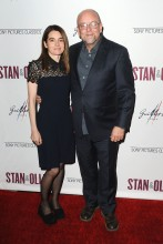 """-Hollywood, CA - 11/14/2018 SONY Picture Classics Presents """"Stan & Ollie"""" Special Screening After-party hosted By Guillotine Vodka -PICTURED: Mark Coulier, Shirley Henderson -PHOTO by: Michael Simon/startraksphoto.com -MS_46307 Startraks Photo New York, NY For licensing please call 212-414-9464 or email sales@startraksphoto.com"""