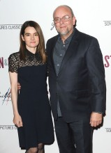 """-Hollywood, CA - 11/14/2018 SONY Picture Classics Presents """"Stan & Ollie"""" Special Screening After-party hosted By Guillotine Vodka -PICTURED: Mark Coulier, Shirley Henderson -PHOTO by: Michael Simon/startraksphoto.com -MS_46308 Startraks Photo New York, NY For licensing please call 212-414-9464 or email sales@startraksphoto.com"""