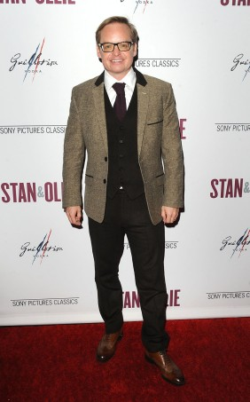 """-Hollywood, CA - 11/14/2018 SONY Picture Classics Presents """"Stan & Ollie"""" Special Screening After-party hosted By Guillotine Vodka -PICTURED: Jon S. Baird -PHOTO by: Michael Simon/startraksphoto.com -MS_46310 Startraks Photo New York, NY For licensing please call 212-414-9464 or email sales@startraksphoto.com"""
