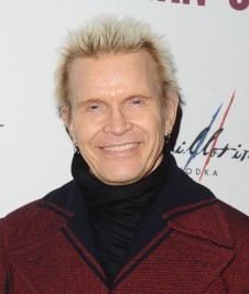 """-Hollywood, CA - 11/14/2018 SONY Picture Classics Presents """"Stan & Ollie"""" Special Screening After-party hosted By Guillotine Vodka -PICTURED: Billy Idol -PHOTO by: Michael Simon/startraksphoto.com -MS_46321 Startraks Photo New York, NY For licensing please call 212-414-9464 or email sales@startraksphoto.com"""