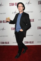 """-Hollywood, CA - 11/14/2018 SONY Picture Classics Presents """"Stan & Ollie"""" Special Screening After-party hosted By Guillotine Vodka -PICTURED: Rolfe Kent -PHOTO by: Michael Simon/startraksphoto.com -MS_46323 Startraks Photo New York, NY For licensing please call 212-414-9464 or email sales@startraksphoto.com"""
