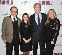 """-Hollywood, CA - 11/14/2018 SONY Picture Classics Presents """"Stan & Ollie"""" Special Screening After-party hosted By Guillotine Vodka -PICTURED: Jon S. Baird, Shirley Henderson, Tom Bernard, Cassidy Cook -PHOTO by: Michael Simon/startraksphoto.com -MS_46352 Startraks Photo New York, NY For licensing please call 212-414-9464 or email sales@startraksphoto.com"""