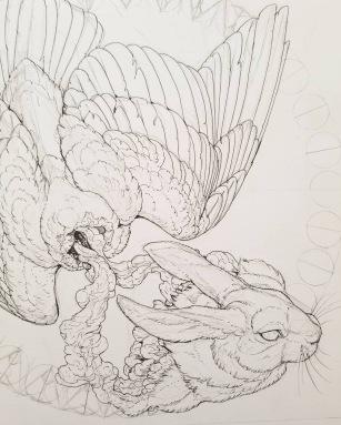Lauren Marx sketch