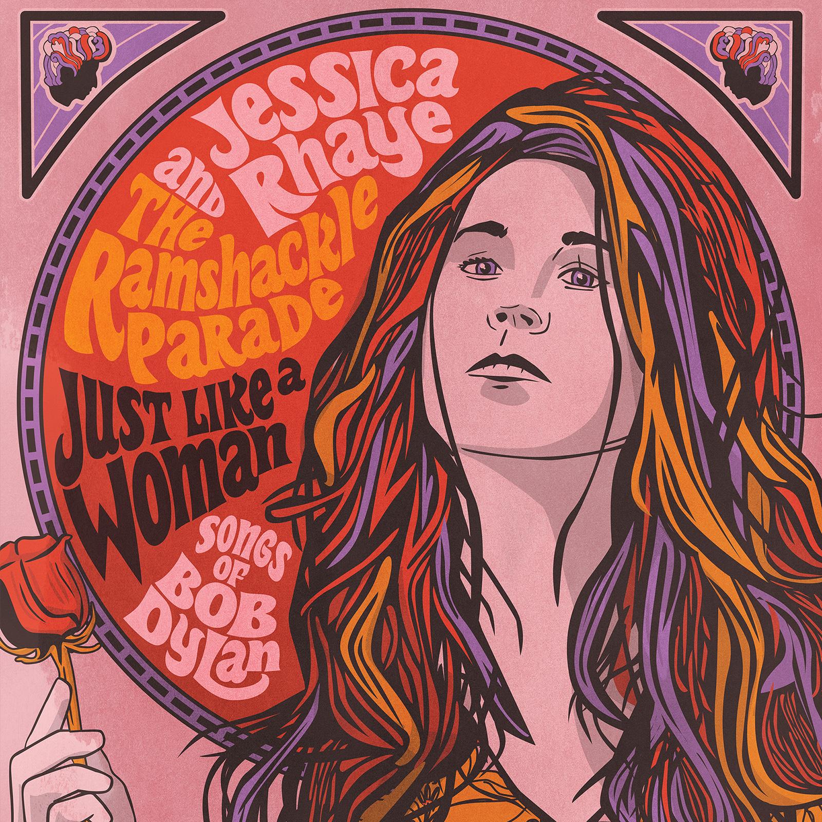 "Jessica Rhaye & The Ramshackle Parade ""Ring Them Bells"" for Bob"